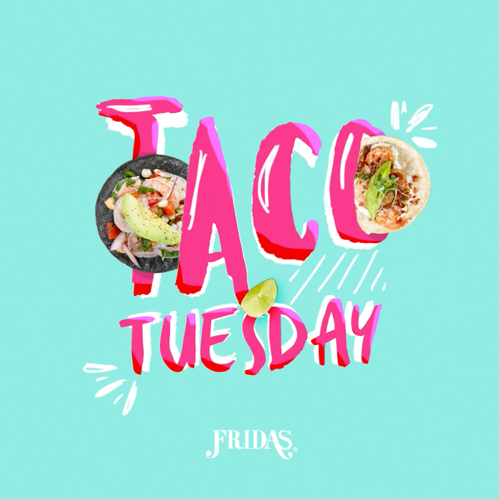 Fridas Taco Tuesday Antigua Zona 10