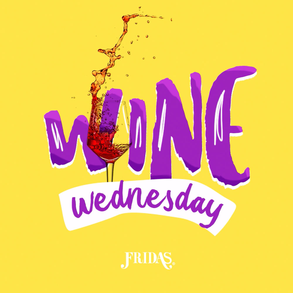 Fridas Wine Wednesday Antigua Zona 10